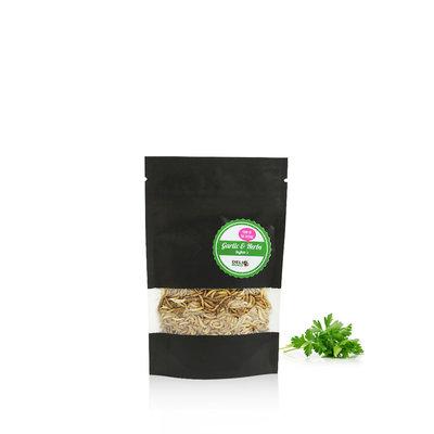 Gefriergetrocknete Buffalos Garlic&Herbs 15 Gramm