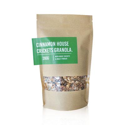 Cinnamon House Crickets Knuspermüsli