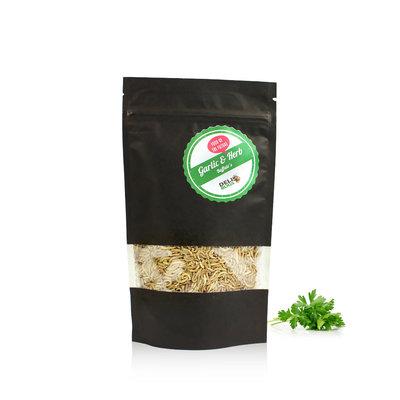 Gefriergetrocknete Buffalos Garlic&Herbs 50 Gramm