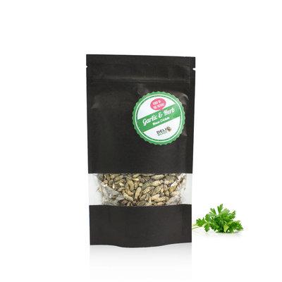 Gefriergetrocknete Heimchen Garlic&Herbs 40 Gramm