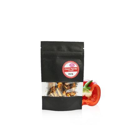 Gefriergetrocknete Heuschrecken Classic Paprika 9 Gramm