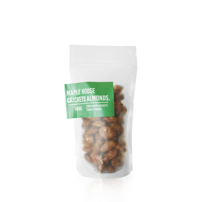 Maple House Crickets Almonds